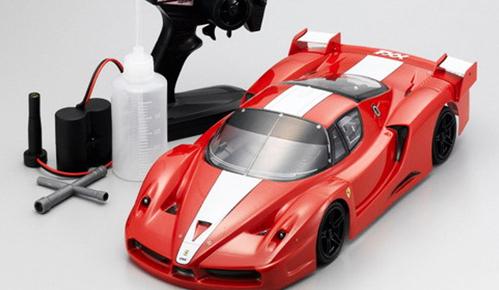 RCA Speed Model - Modélisme