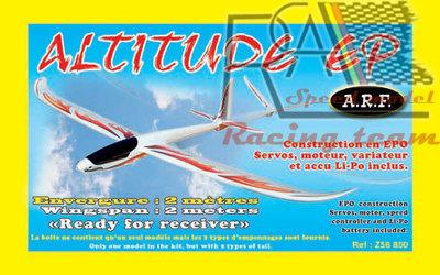 RCA Speed Model - Nos planeurs