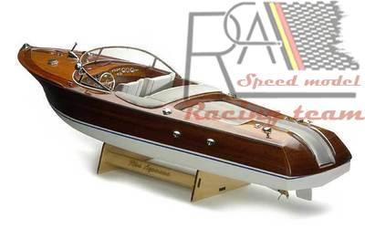 RCA Speed Model - Bateaux électriques