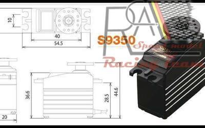 RCA Speed Model - Accus et batteries